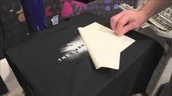 Dark Garment Heat Transfer Paper
