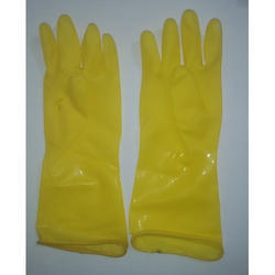 PVC Supported Gloves