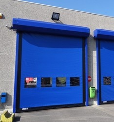 Automatic Rapid Doors. Get Best Quote & Automatic High Speed Doors - Manufacturer from Mumbai