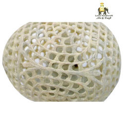 Perforated Stone Egg