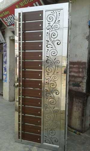 Ss Door And Gate Stainless Steel Door Manufacturer From