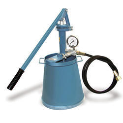 Manual Pressure Test Pump