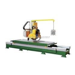 PLC Automatic Profiling Stone Cutting Machine
