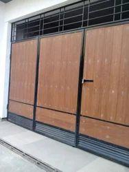 Gate Fibre Cement Plank