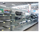 Electronic Product Wall Racks