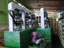 Automatic Areca Plates Making Machine