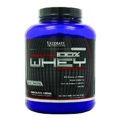 0fa6fa55b Whey Protein Powder - Ultimate Nutrition Prostar 100% Whey Protein ...