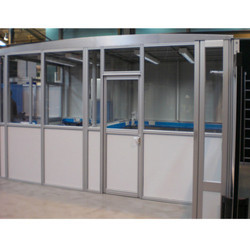 Office Aluminium Partitions