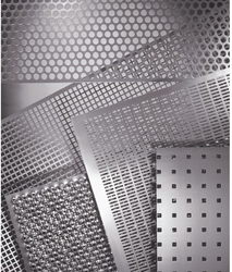 Monel Perforated Sheets