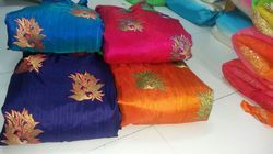 Banarasi Embroidery Fabrics