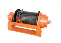 Hydraulic Recovery Cable Pulling Winch