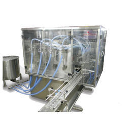 Linear Volumetric Liquid Filling Machines