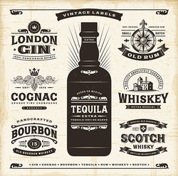 Liquor Labels