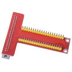 Red 40Pin GPIO Extension Board T-Cobbler Cobbler Plus