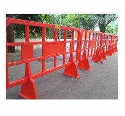 Fence Barricades