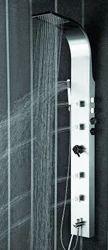Shower Panel Model No SPB208
