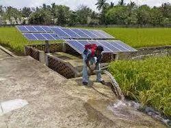 Solar Water Motors