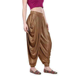 Ira-Soleil-Gold-Patiala-Made-With-Stretched-Lycra-Shimmer