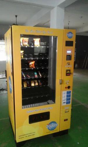 Smart Customized Vending Machines - Smart Vegetable Vending