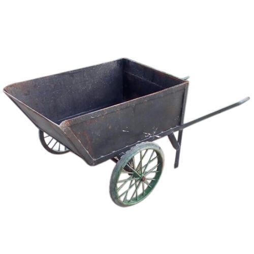 Garbage Trolley Hand Cart Manufacturer From Ahmedabad