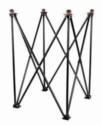 KD Adjustable Easy Fold Carrom Stand