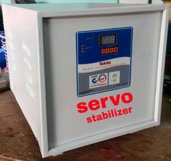 Servo Stabilizer Single Phase 15KVA