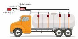 Tanker Truck Fuel Monitor
