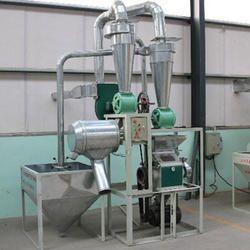 Fully Automatic Mini Flour Mill Plant