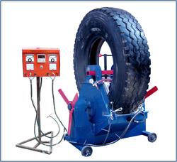 Section Tyre Repair Machine / Truck - JM 7200