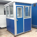 Portable Security Booth