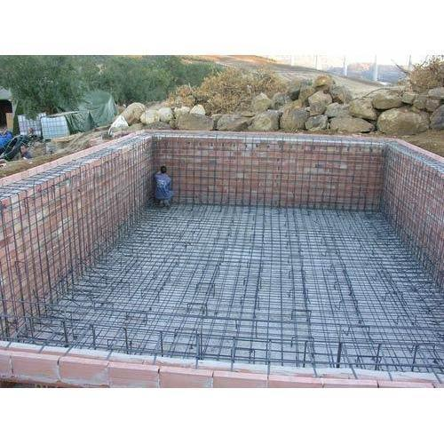 Swimming Pools Construction Service Manufacturer From New