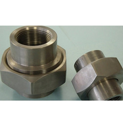 Monel K-500 Forged Fittings