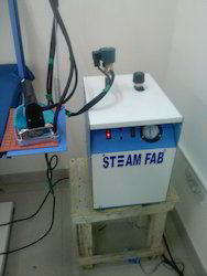 Portable Steam Press