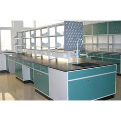 Chemical Laboratory Bench