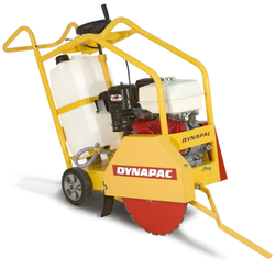 Dynapac Concrete Cutter Floor Saws