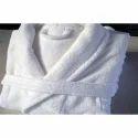 Reusable Terry Towel Bathrobe