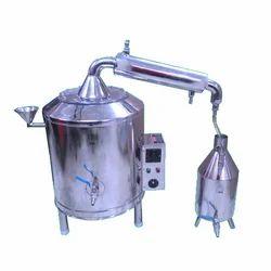 Herbal Extraction Machine