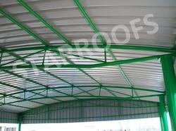Arch Roofing Shed Contractors