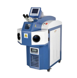 Compact Laser Spot Welding Machine for Jewellery