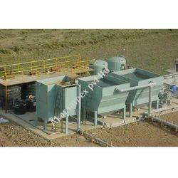 Paper Processing Industrial Effluent Treatment Plant