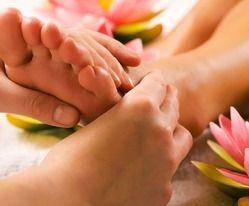 Rejuvenate Your Feet Service at O2SPA