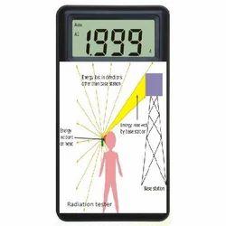 Mobile Chip Radiation Meter