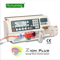 Syringe Infusion Pump-Zion Plus