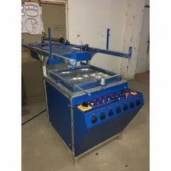 Heavy Duty Semi Thermocol Plate Machine