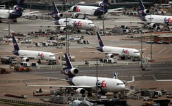 FedEx Dangerous Goods Cargo Service