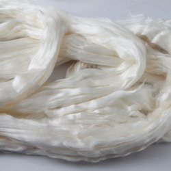Eri Silk Slivers For Yarn And Fiber Stores