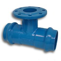 DI Socket Fittings With Flanges