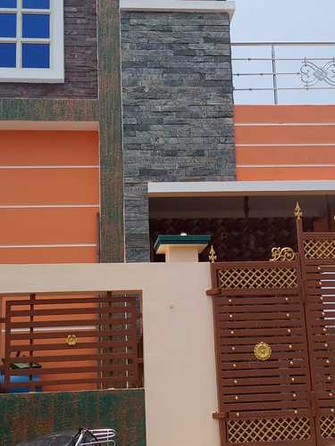 Front Elevation Wall Tiles Design