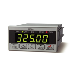 Peak Hold Digital Indicator