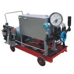 High Pressure Hydraulic Test Pump